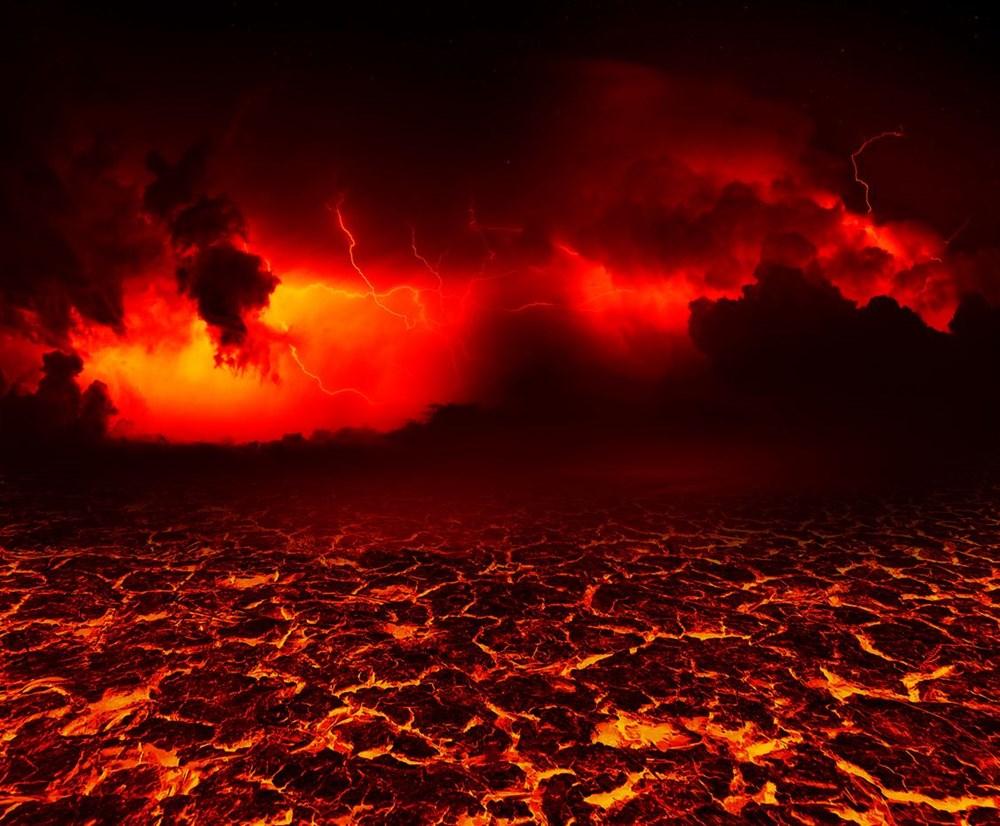 Cehennem Kapısı 50 yıldır 400 derecelik ateşle yanıyor: İnsan hatasının dünyadaki en somut örneklerinden biri - 5