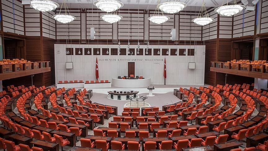 Meclisteki parti sayısı 9a çıktı