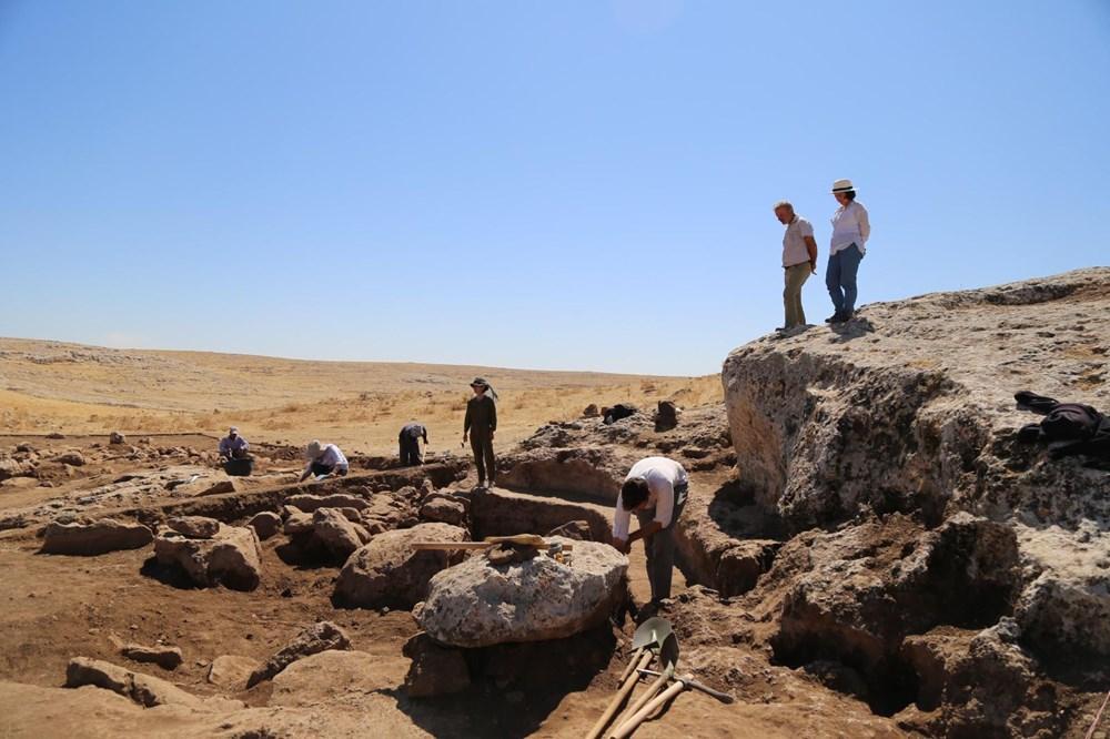 Şanlıurfa'da Göbeklitepe'den sonra Karahantepe heyecanı - 9