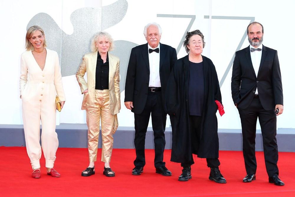 77. Venedik Film Festivali sona erdi (Altın Aslan Nomadland filminin) - 22