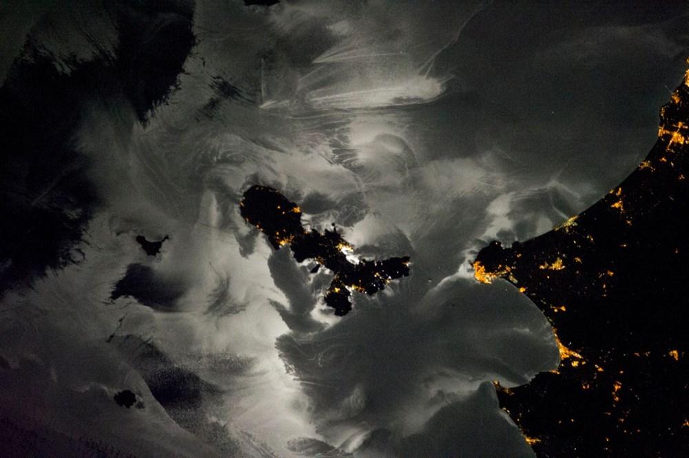 NASA'nın Van Gölü fotoğrafı finalde - 23