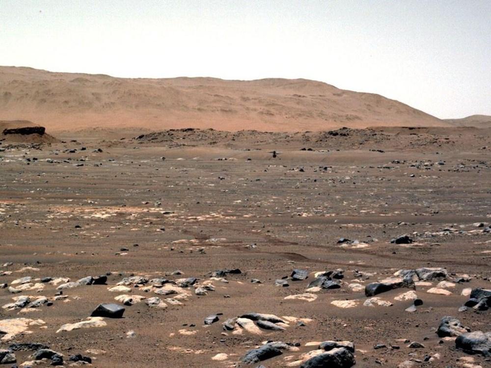 Perseverance Mars'ta 100 gün geçirdi: Kızıl Gezegen'den en etkileyici fotoğraflar - 5