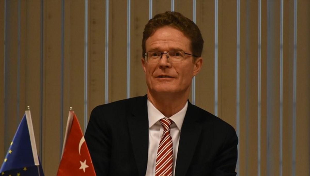 AB Türkiye Delegasyonu Başkanı: Türkiye'nin çok etkileyici bir sağlık sistemi var
