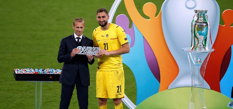 EURO 2020'nin en iyi oyuncusu