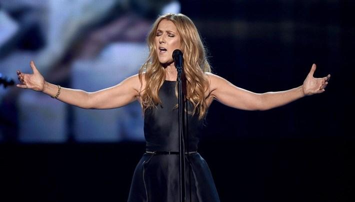 Celine Dion'dan yeni albüm: Courage