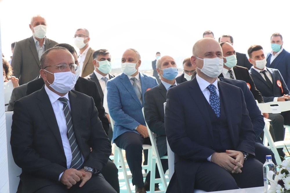 Bakan Karaismailoğlu: Aydın-Denizli Otoyolu seyahat süresini 1 saat 15 dakikaya düşürecek - 11
