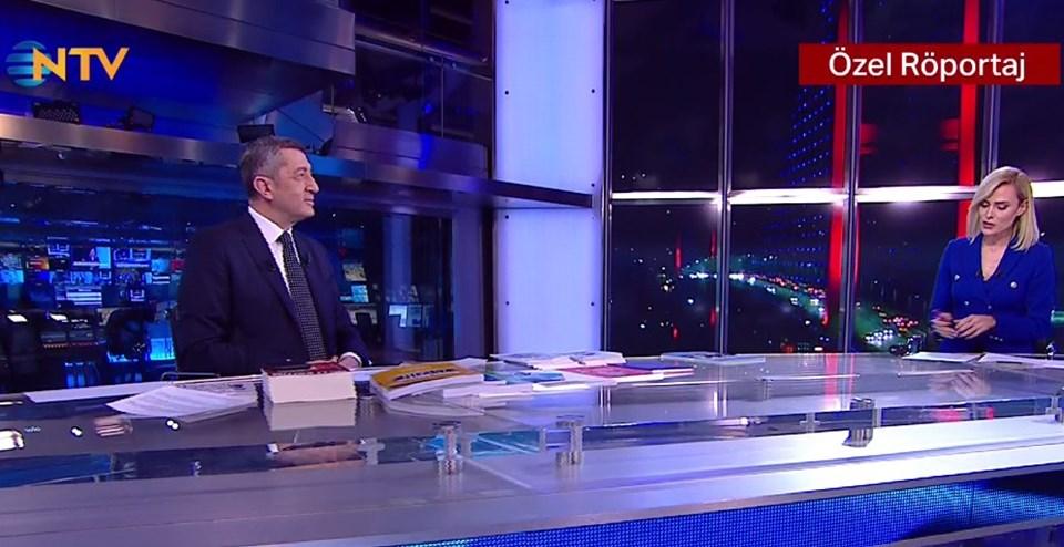Milli Eğitim Bakanı Ziya Selçuk, NTV canlı yayınında Seda Öğretir'in sorularını yanıtladı.