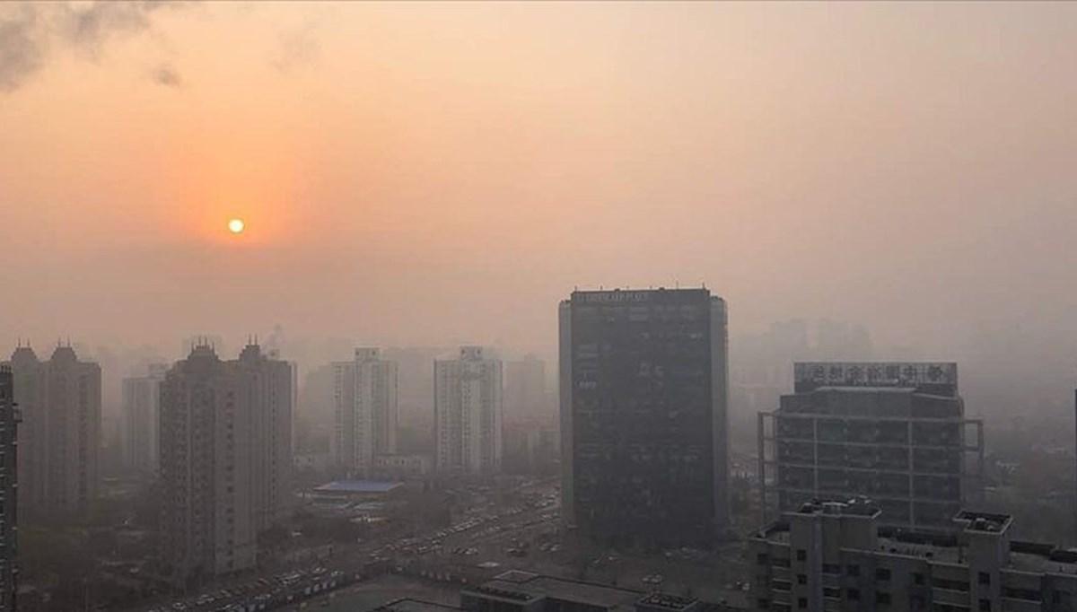 Yangınlar nedeniyle karbondioksit (CO2) emisyonlarında rekor