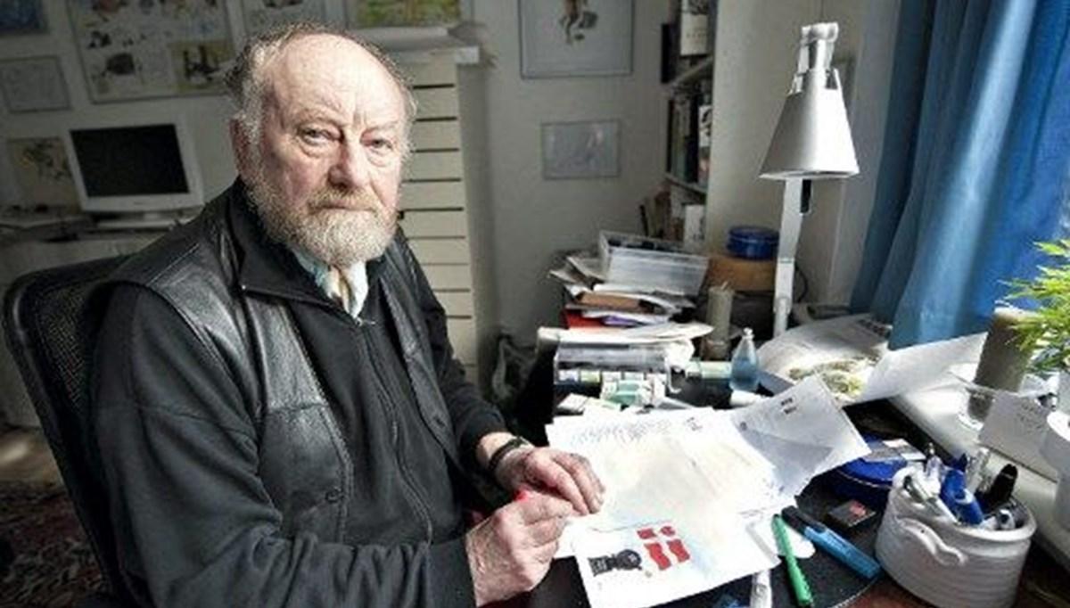 Hz. Muhammed'i tasvir eden karikatürist yaşamını yitirdi: Kurt Westergaard kimdir?