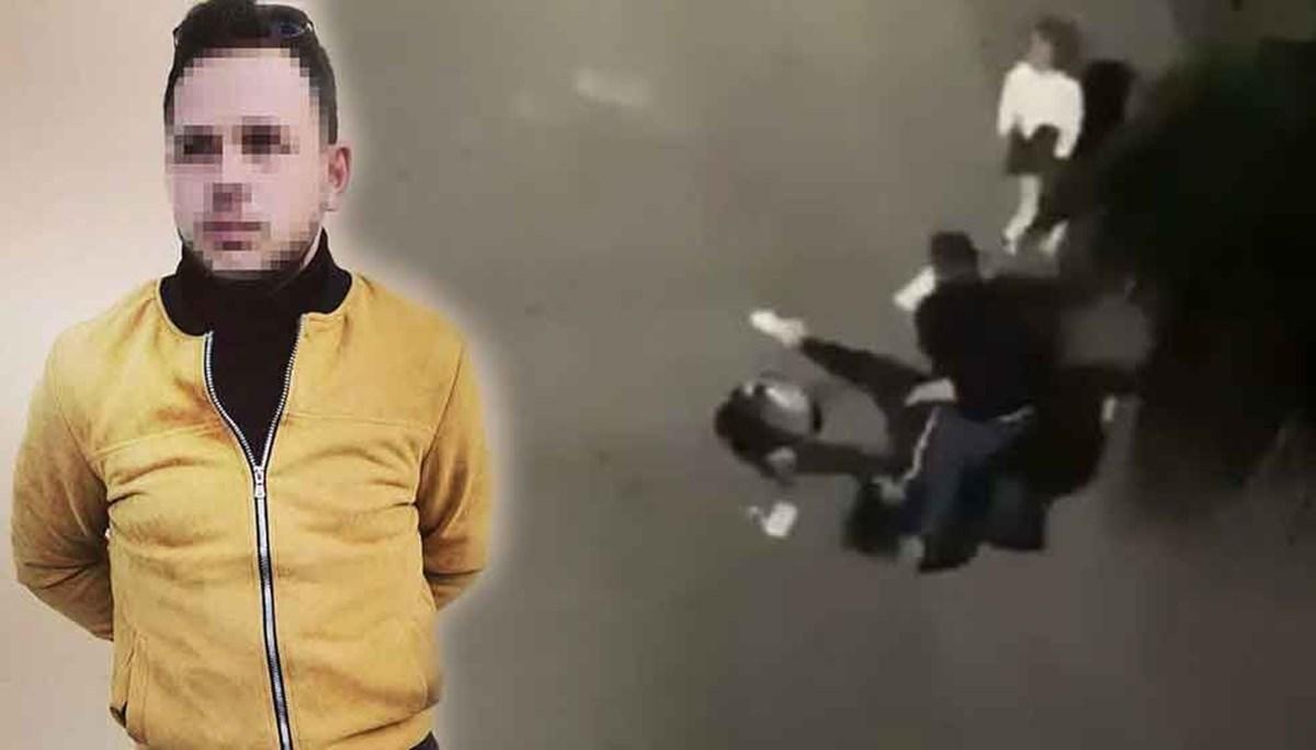 Samsun'da eski eşini öldüresiye döven İbrahim Zarap tutuklandı